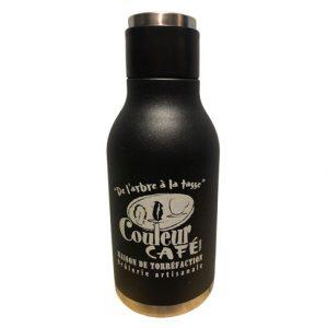 Café Bouteille thermos (5 couleurs)