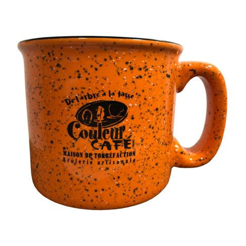 Café Tasse Camper (7 couleurs)
